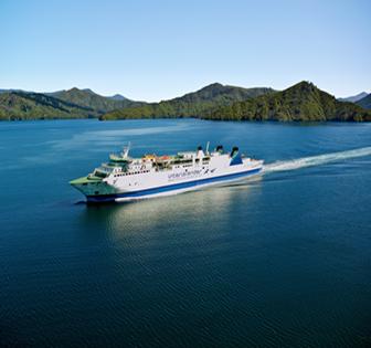 惠租车,新西兰跨岛船票